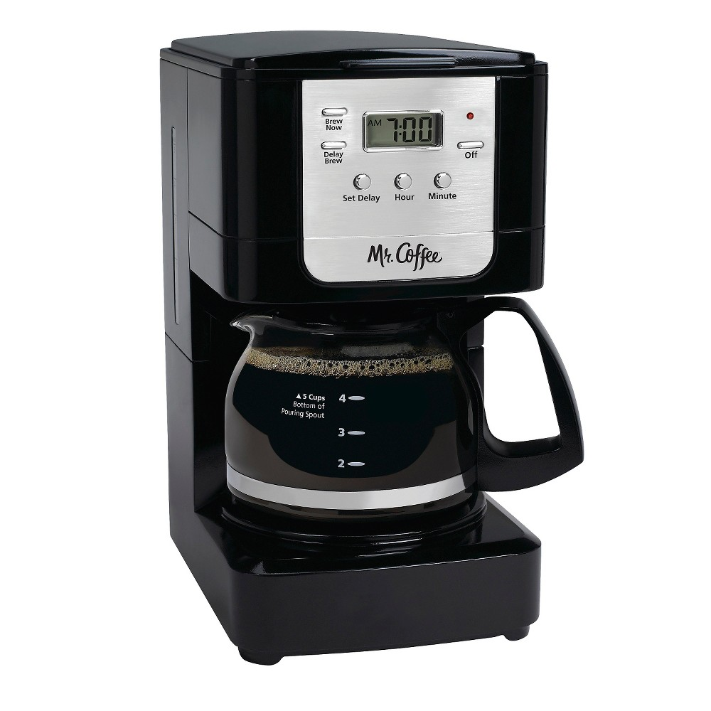 Mr. Coffee Advanced Brew Coffee Maker – Black JWX3 51077471