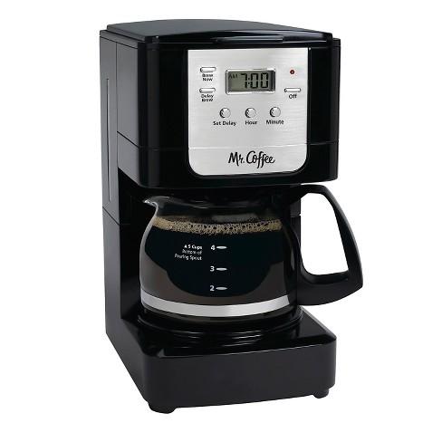 Mr Coffee Advanced Brew Coffee Maker Black Jwx3 Target