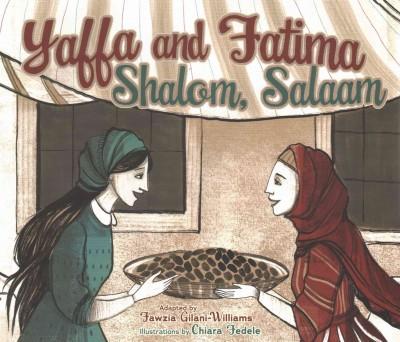 Yaffa And Fatima Shalom Salaam Paperback Fawzia Gilani