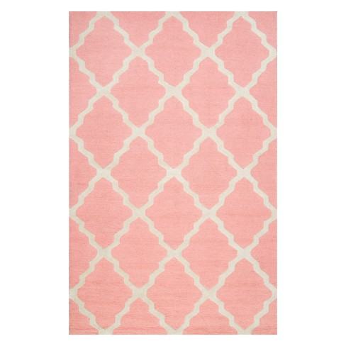 Wool Hand Hooked Marrakech Trellis Area Rug - nuLOOM - image 1 of 2