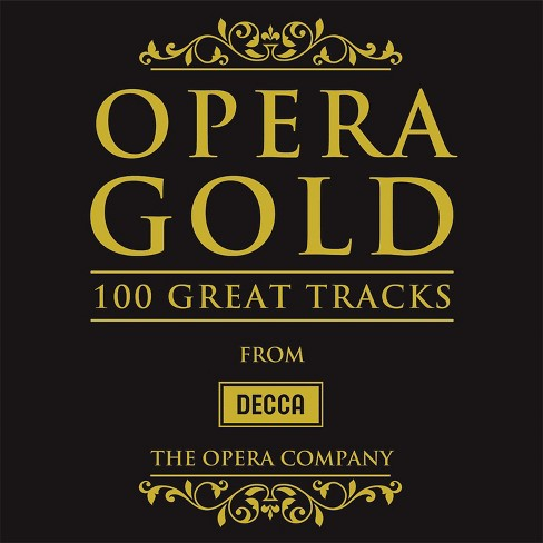 Various - Opera gold:100 great tracks (CD) - image 1 of 1