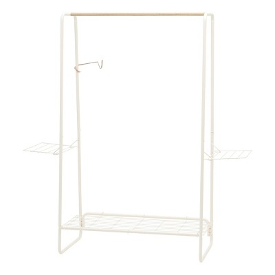 IRIS Large Metal Garment and Accessories Rack