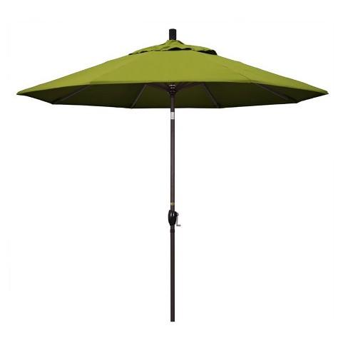 9' Patio Umbrella in Kiwi - California Umbrella - image 1 of 2