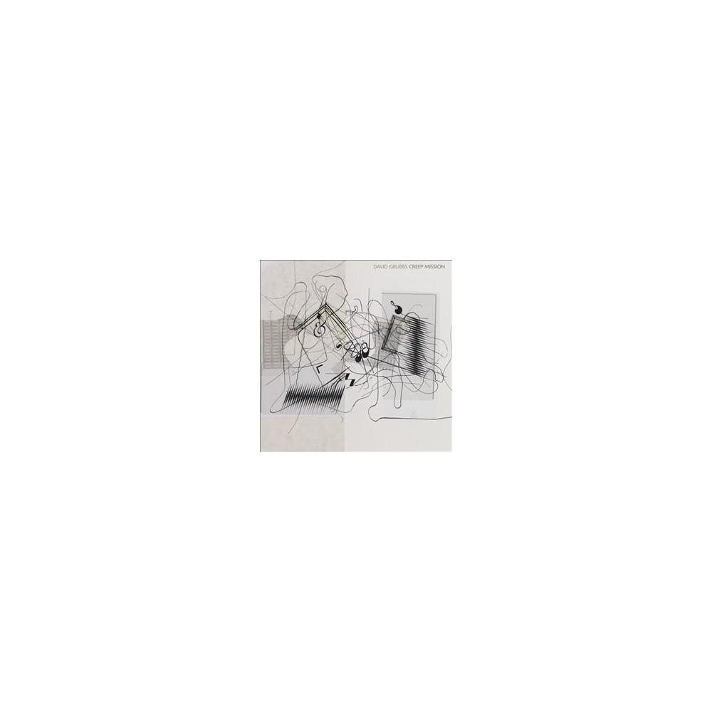 David Grubbs - Creep Mission (Vinyl)