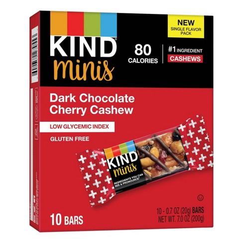 KIND Minis Dark Chocolate Cherry - 10ct - image 1 of 4
