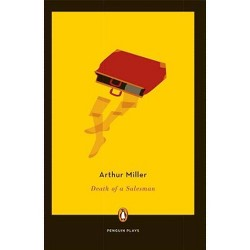 Death of a Salesman - (Penguin Plays) by  Arthur Miller (Paperback)