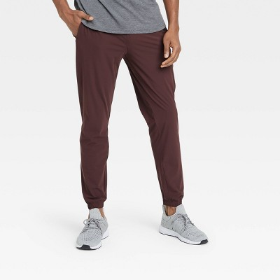 Men's Lightweight Run Pants - All in Motion™ Berry M