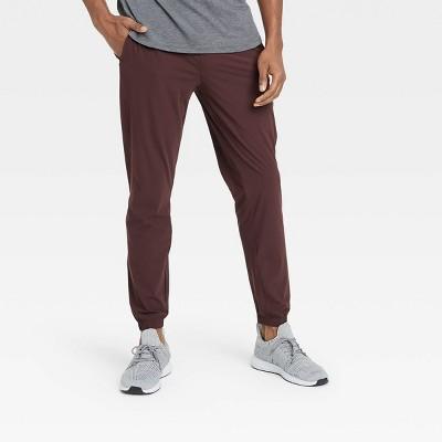 Men's Lightweight Run Pants - All in Motion™ Berry M