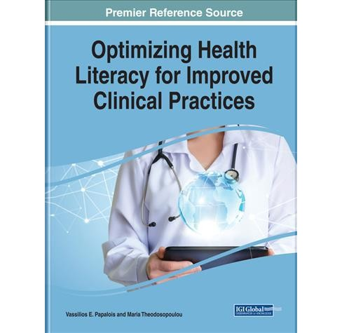 Optimizing Health Literacy for Improved Clinical Practices -  (Hardcover) - image 1 of 1
