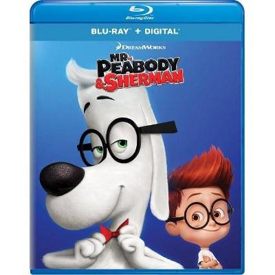 Mr. Peabody and Sherman (Blu-ray)(2018)