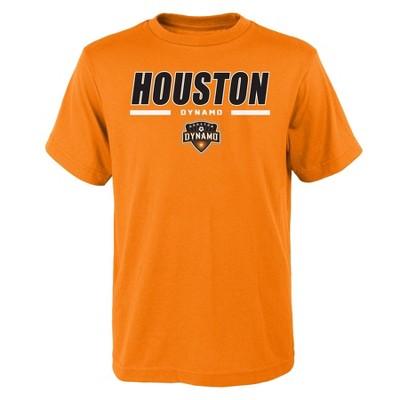 MLS Houston Dynamo Boys' Short Sleeve T-Shirt