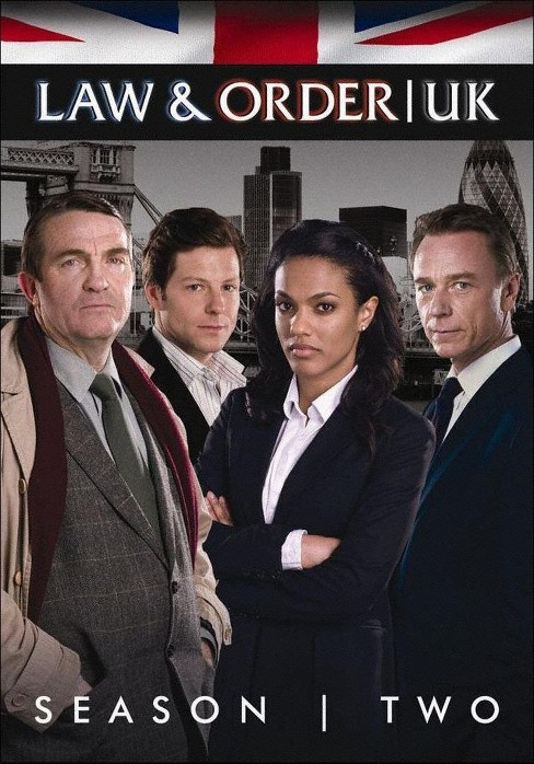Law & Order: UK - Season Two (3 Discs) (dvd_video) - image 1 of 1