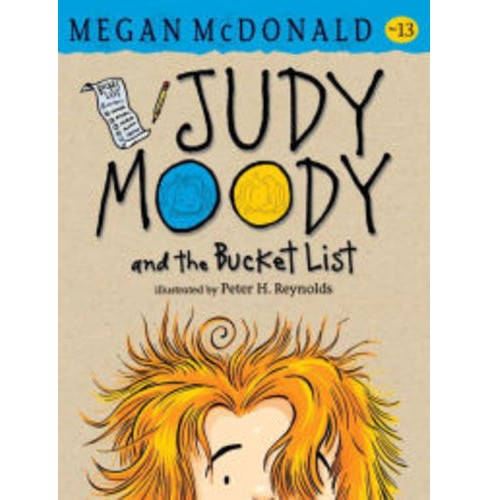 Judy Moody and the Bucket List -  Reprint (Judy Moody) by Megan McDonald (Paperback) - image 1 of 1