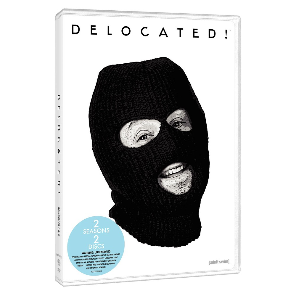 Delocated!: Seasons 1 and 2 [2 Discs]