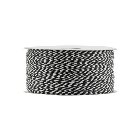 Black And White Bakers Twine - Spritz™ - image 1 of 1