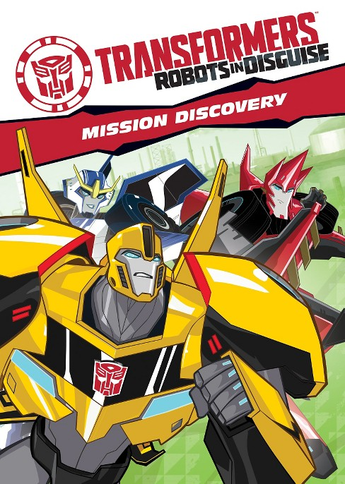 Transformers:Robots in disguise missi (DVD) - image 1 of 1