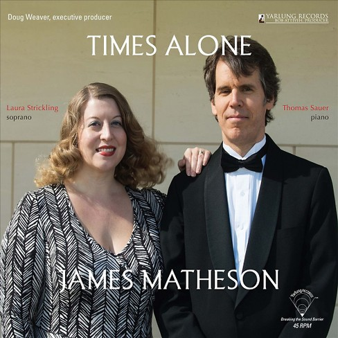 Laura Strickling - Matheson:Times Alone (Vinyl) - image 1 of 1