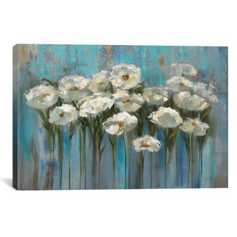 Anemones By The Lake I by Silvia Vassileva Canvas Print 12 x 18 - iCanvas - image 1 of 2