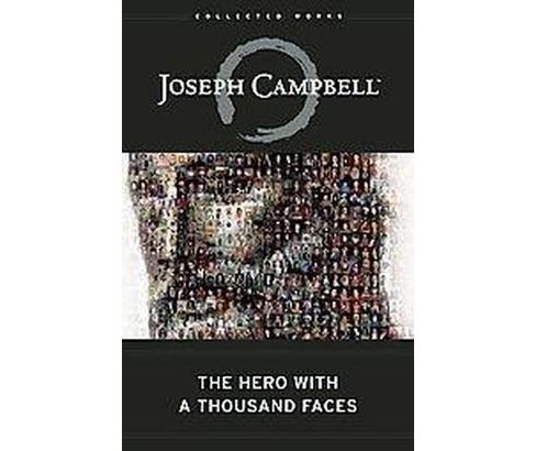 Hero with a Thousand Faces (Hardcover) (Joseph Campbell) - image 1 of 1