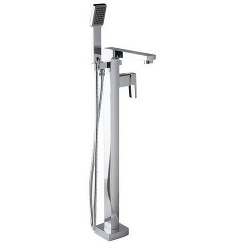 Rohl CA2239LATO Caswell Floor Mounted Tub Filler - - image 1 of 1