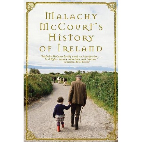 Malachy McCourt's History of Ireland (Paperback) - image 1 of 1