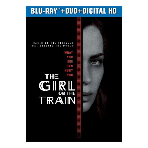 The Girl on the Train (Blu-ray + DVD + Digital) - image 1 of 1