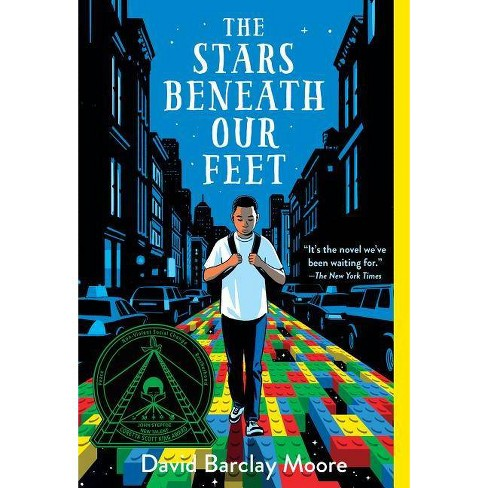 The Stars Beneath Our Feet - by  David Barclay Moore (Paperback) - image 1 of 1