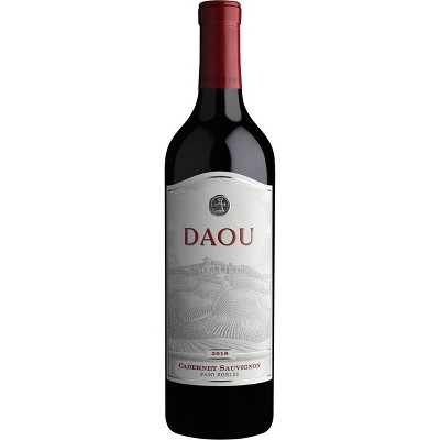DAOU Cabernet Sauvignon Red Wine - 750ml Bottle