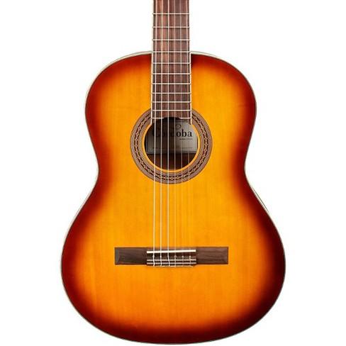 Cordoba C5 SB Classical Spruce Top Acoustic Guitar Sunburst - image 1 of 4