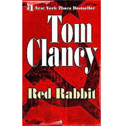 Red Rabbit (Reissue) (Paperback) (Tom Clancy) - image 1 of 1