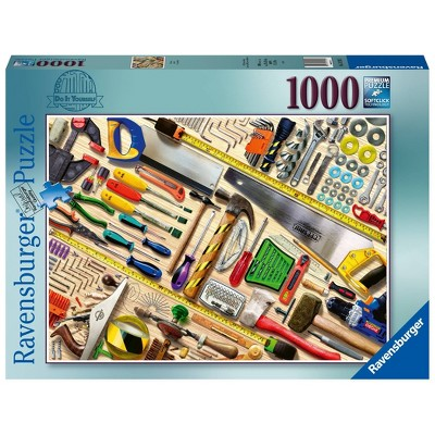 Ravensburger Hardware Jigsaw Puzzle - 1000pc