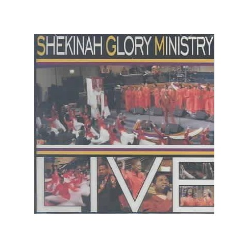 "Shekinah Glory Ministry - Shekinah Glory Ministry ""Live"" (CD) - image 1 of 1"