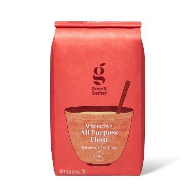 Flours & Meals: Good & Gather Unbleached All Purpose Flour