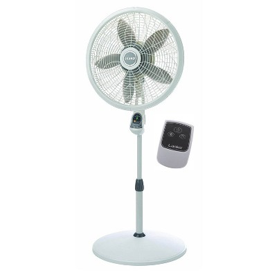 Lasko 1850 18 Inch Elegance and Performance Oscillating Pedestal Fan w/ Remote