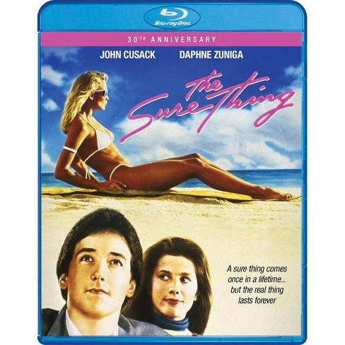 The Sure Thing (Blu-ray) - image 1 of 1