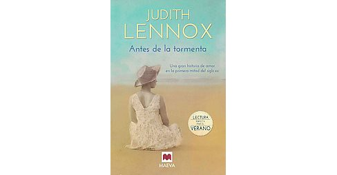 Antes de la tormenta / Before the Storm (Paperback) (Judith Lennox) - image 1 of 1