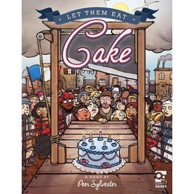 Let Them Eat Cake Board Game