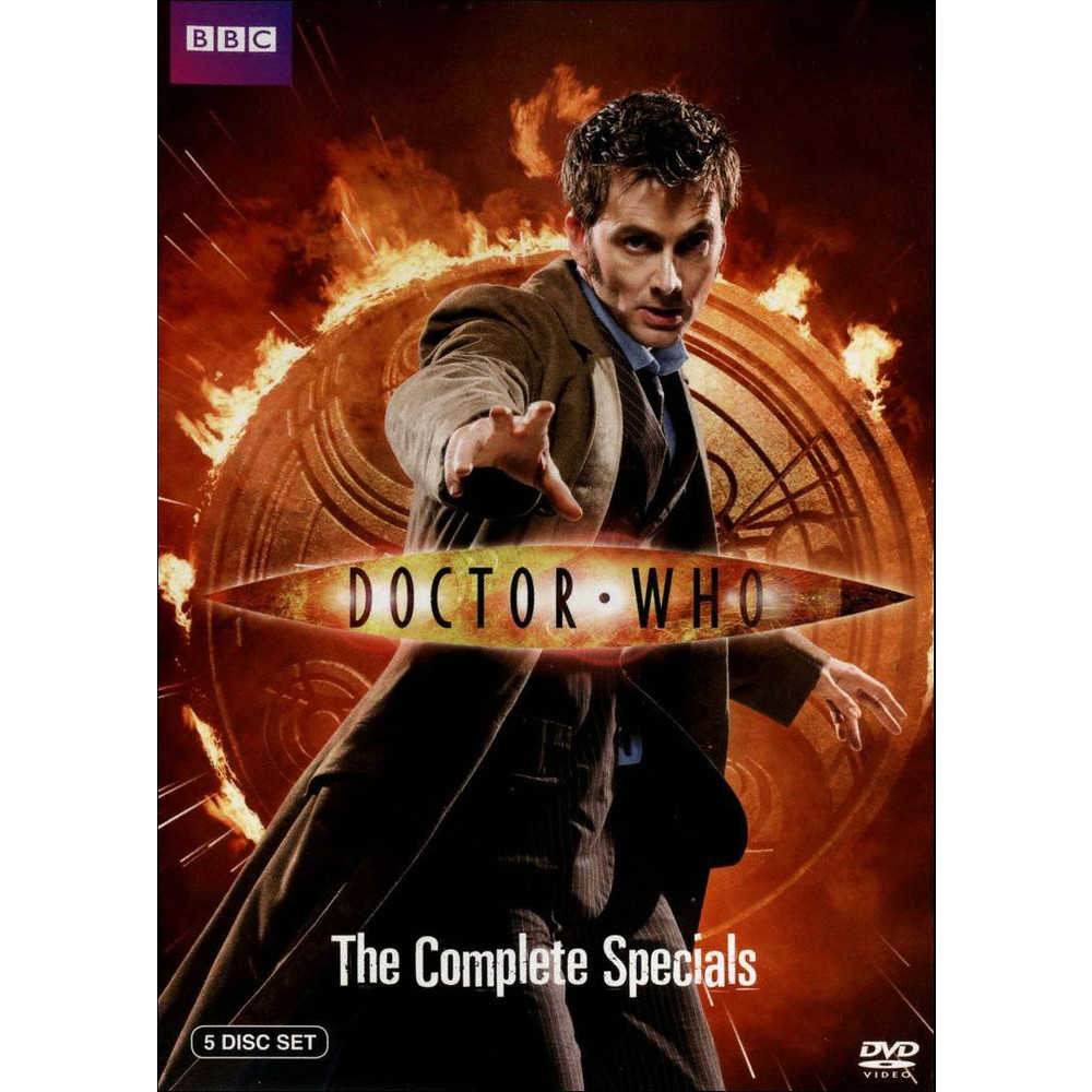 Doctor Who:Complete Specials (Dvd)