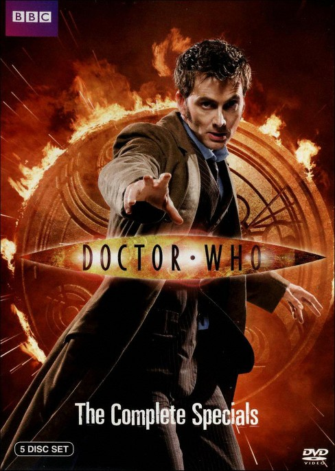 Doctor Who:Complete Specials (DVD) - image 1 of 1