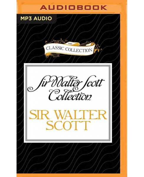 Sir Walter Scott Collection : The Talisman, the Tapestried Chamber (MP3-CD) - image 1 of 1
