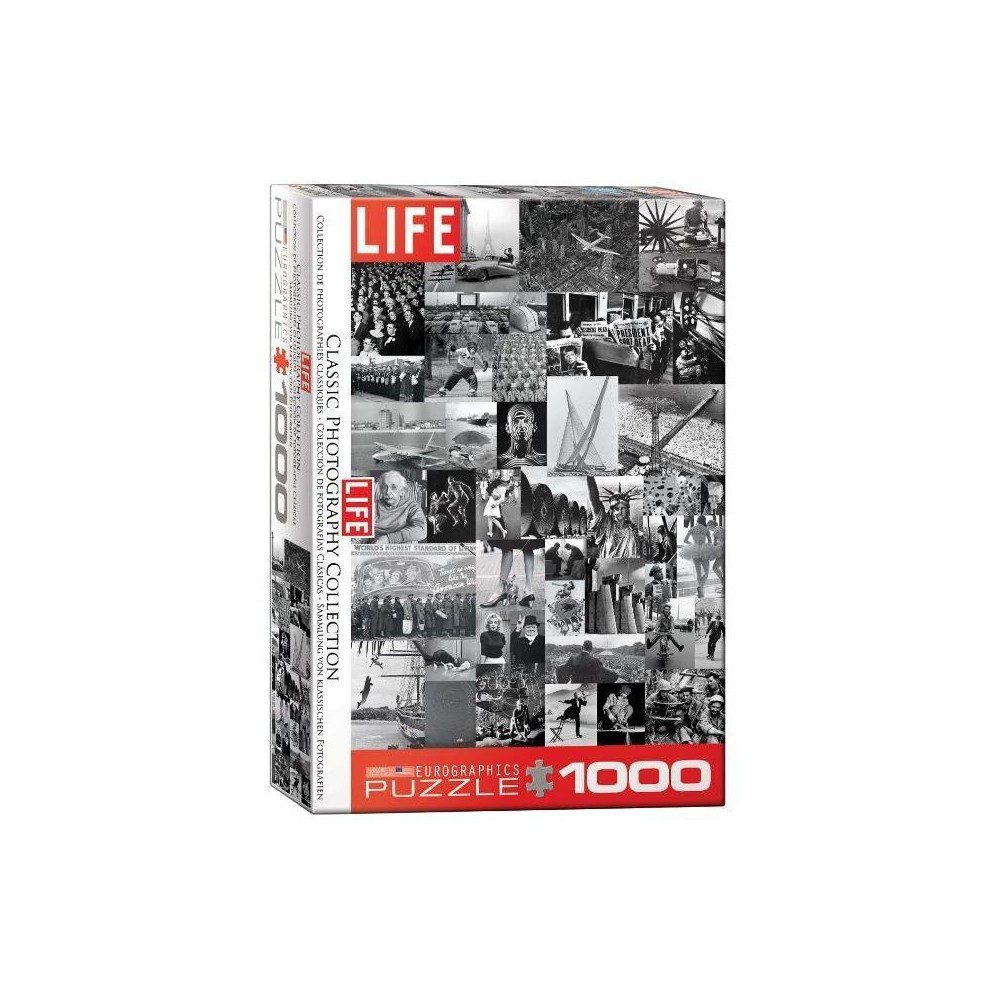 Life Photography Masters Collection 1000pc Puzzle