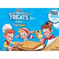 Rice Krispies Treats Original Fun Sheet - 32oz