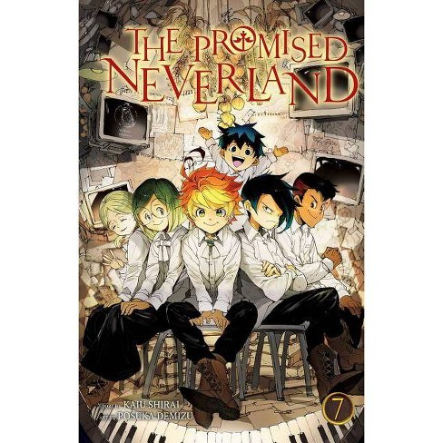 The Promised Neverland, Vol. 7 - by  Kaiu Shirai (Paperback) - image 1 of 1