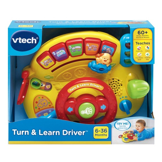 VTech Turn and Learn Driver image number null