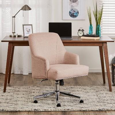 Style Leighton Home Office Chair - Serta