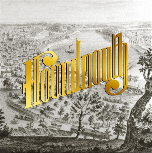 Houndmouth - From the hills below the city (CD) - image 1 of 1