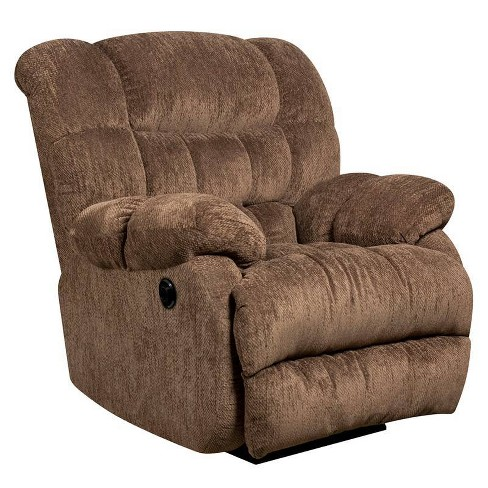 Contemporary Microfiber Power Recliner - Riverstone Furniture Collection  - image 1 of 1