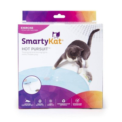 SmartyKat Hot Pursuit Electronic Light and Motion Cat Toy