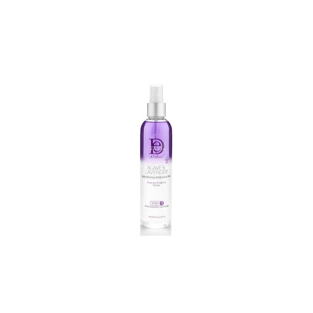 Image of Design Essentials Natural Agave & Lavender Blow-dry & Styling Primer - 8oz