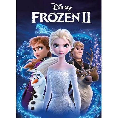 Frozen 2: The Official Movie Special - (Hardcover) - image 1 of 1